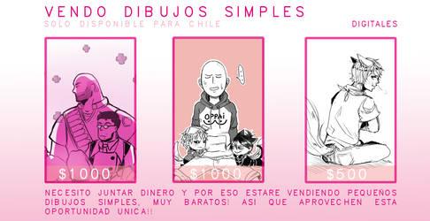 Comisiones simples en OFERTA! by NathyLove5