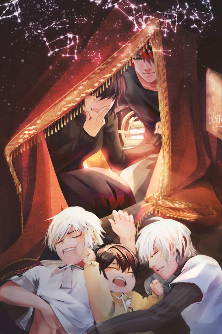 [OC] Family by Liirin