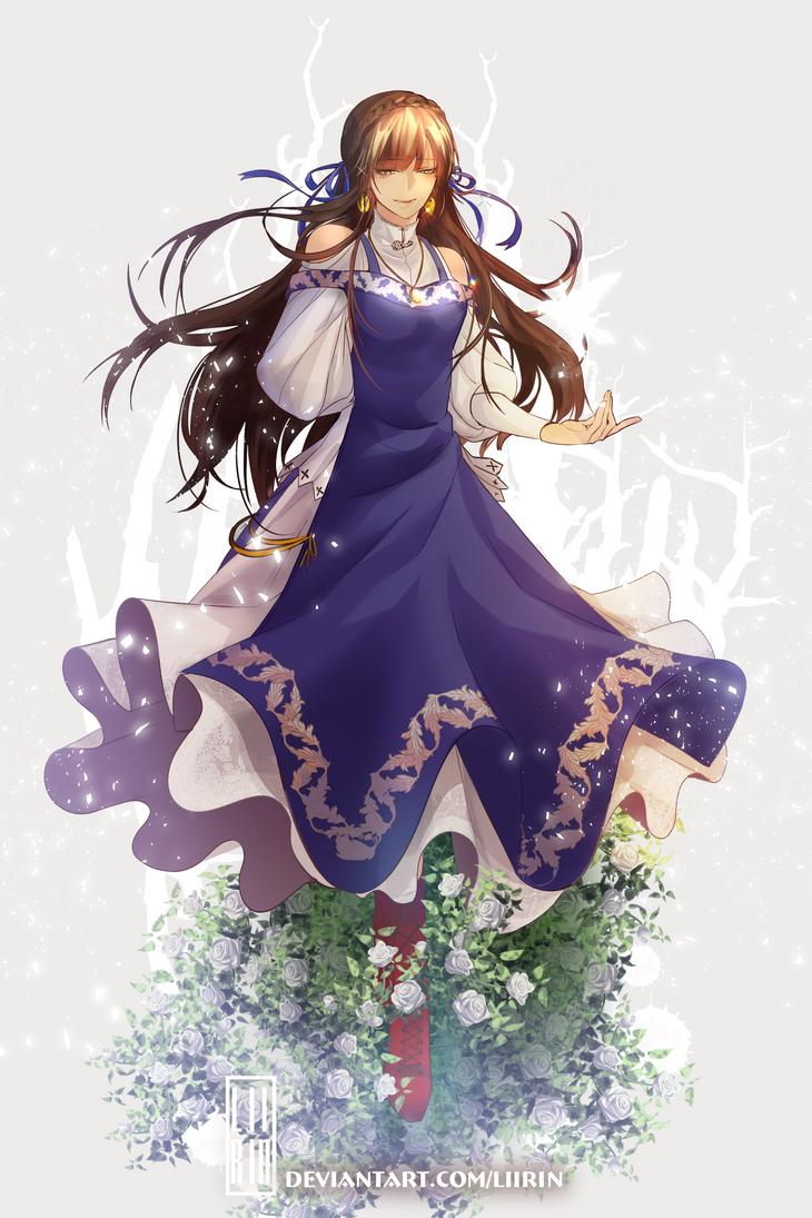 [OC] Lacy by Liirin