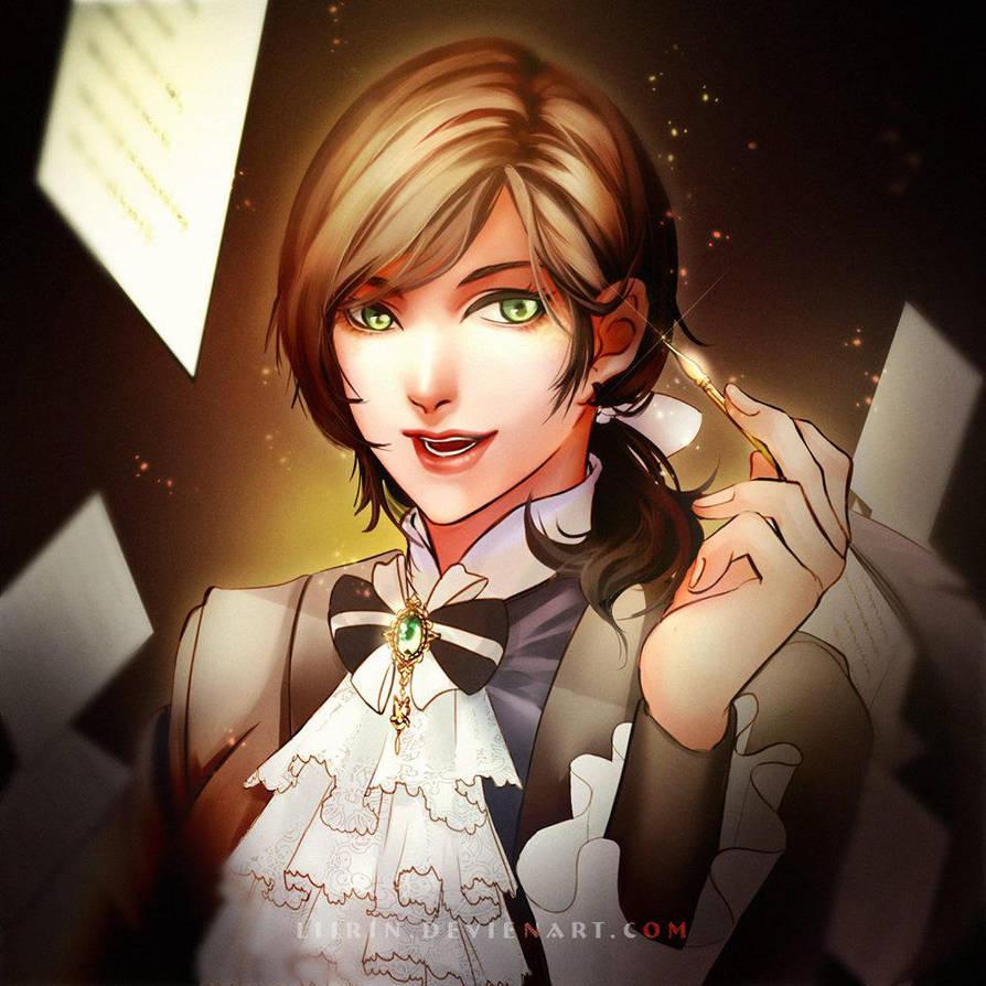 [COM] AUTHOR by Liirin