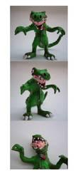 Croc boy. by derffie