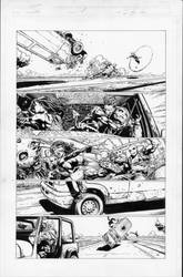 X-Men Second Coming by RyanWinn