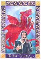 Sir Tom Jones by dragonladych