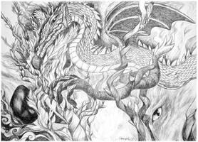 Dreamscapes 1 by dragonladych