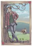 Jack of Hearts by dragonladych