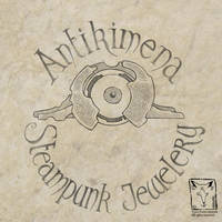 Antikimena Logo by dragonladych
