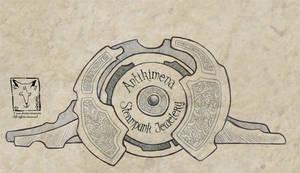 Antikimena Logo 2 by dragonladych