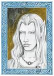 Lady Galadriel by dragonladych