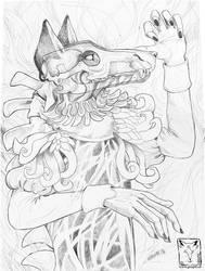 Wraith by dragonladych