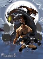 Werewolves by Silentbob25