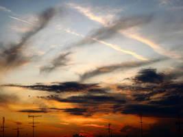 sky in flames by Reyrey33