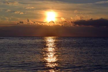 sunset by Reyrey33