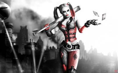 HarleyQuinn by ToxicQuinn