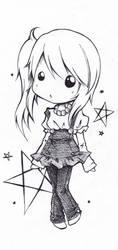 Hyuta-chan by MikiClover