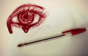 Bleeding by Mixielion