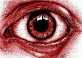 Eye by Mixielion