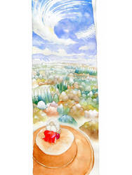Une lilliputiene rouge.seventeen by daichikawacemi