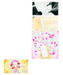 Une lilliptiene rouge.seventeen by daichikawacemi