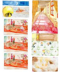 Une lilliputiene rouge.eighteen by daichikawacemi