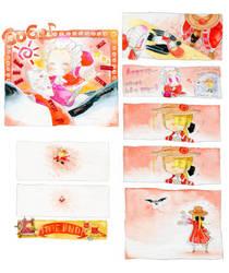 Une lilliputiene rouge.twenty three by daichikawacemi