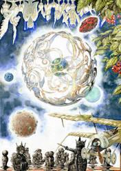 DIRIGEABLE Granadgal by daichikawacemi
