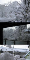 Snow In Sapporo by daichikawacemi