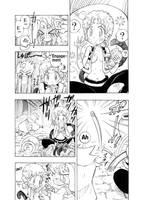 alA l'Ouest! Saiyuki! 09 by daichikawacemi