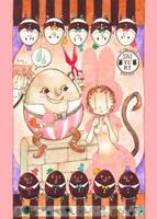 Saiyuki-Easter! by daichikawacemi