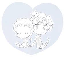 John and Sherlock by daichikawacemi