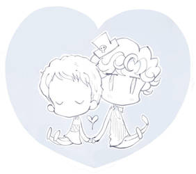 John and Sherlock by daichikawacemi