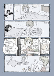 221B my sweet home-awaking2 by daichikawacemi