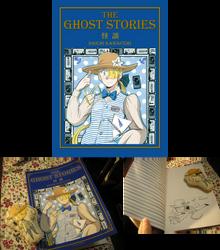 The Ghost Stories KAIDAN by daichikawacemi