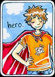 KaKAO 003 - Hero. by Himbeerschnee