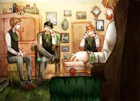 HP: A Sluggish Memory by Himbeerschnee