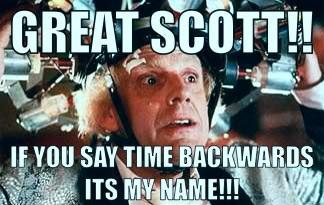 GREAT SCOTT! by strongcactus