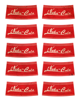 Nuka-Cola labels by strongcactus