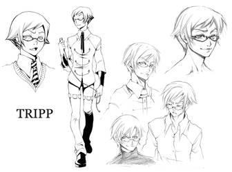 Vampire Kisses- Design Tripp by xiannustudio