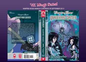 Vampire Kisses Graveyard Games by xiannustudio
