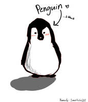 Penguin by smarticles101