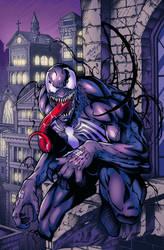 Venom by kaledfwlch