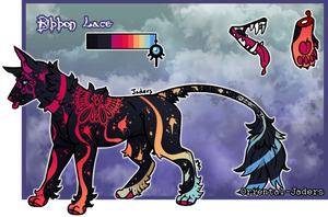 Domestic Jader- Ribbon Lace [Auction- OPEN] by Benathorn