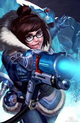 Mei [Overwatch] by Will2Link