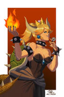 Bowsette by Will2Link