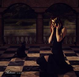 Le masque by Meliraci