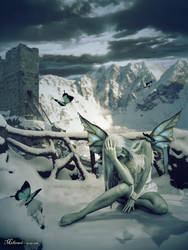 La fee d'hiver by Meliraci
