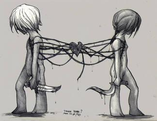 True love? by ShakSaag