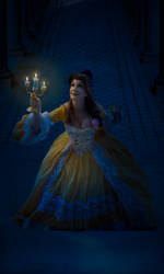 Beauty and the Beast cosplay - Ivy'senvies by E-A-photography