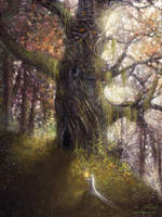 The Lost Tree by maril1
