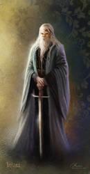 King of Merfolk, Azarus by maril1