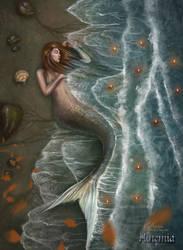 Fish at Shore by maril1